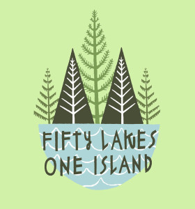 """Fifty Lakes One Island"" - 51 - George Desort - Illinois"