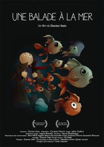 """Une balade à la mer (A ride towards the sea)"" - 3 - Damien Stein - France"