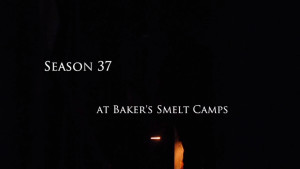 """Season 37 at Baker's Smelt Camps"" - 52 - Andy Molloy - Hallowell, ME"