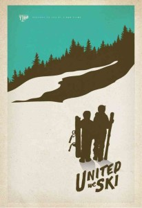 """United We Ski"" - 35 - T-Bar Films - Vermont"