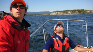 CIRCUMNAVIGATING LAKE CHAMPLAIN