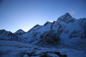CLOSE TO THE EDGE: LIFE IN THE KHUMBU