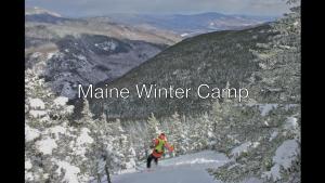 maine winter camp