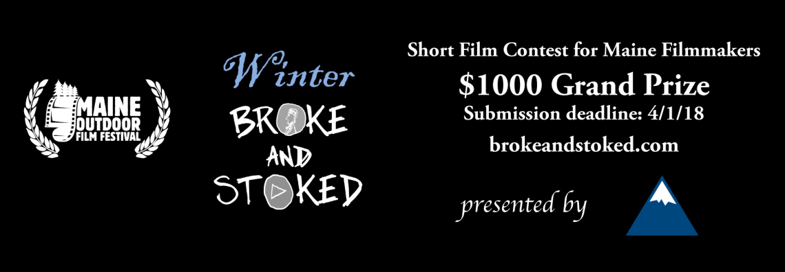 2018 Winter Broke and Stoked Video Contest