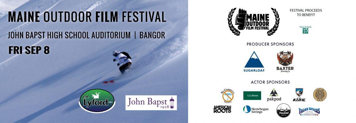 MOFF at John Bapst in Bangor – 9/8/17